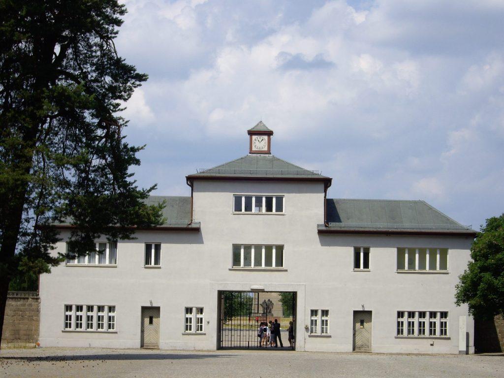 entrada-sachsenhausen