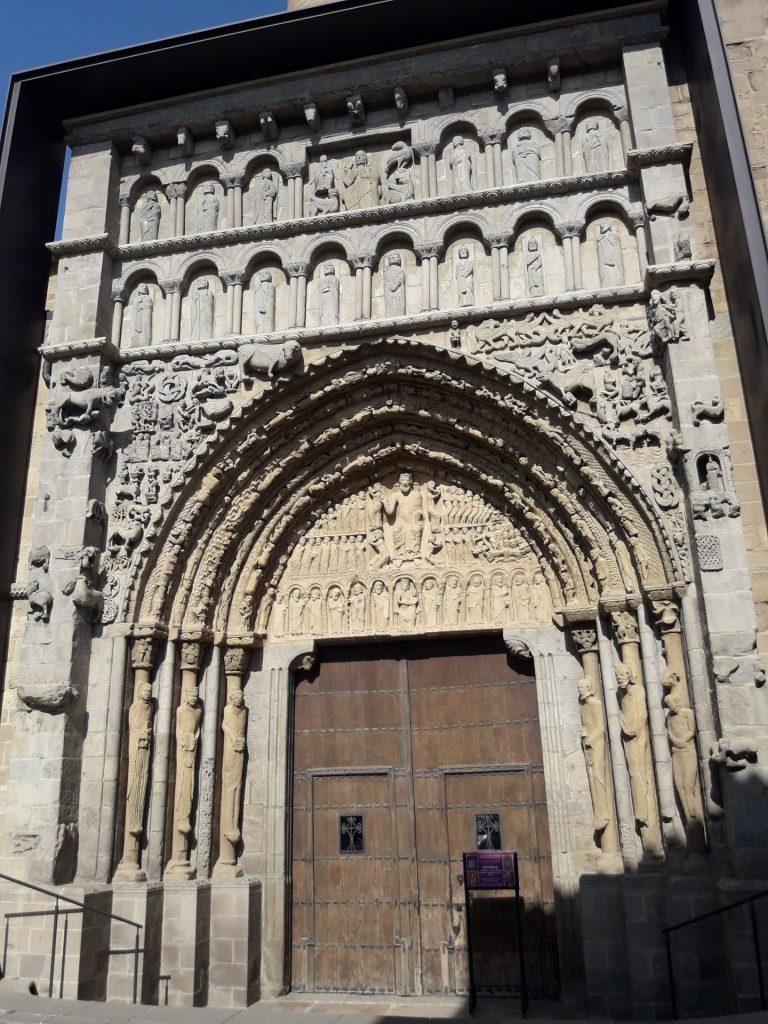 iglesia-sanguesa