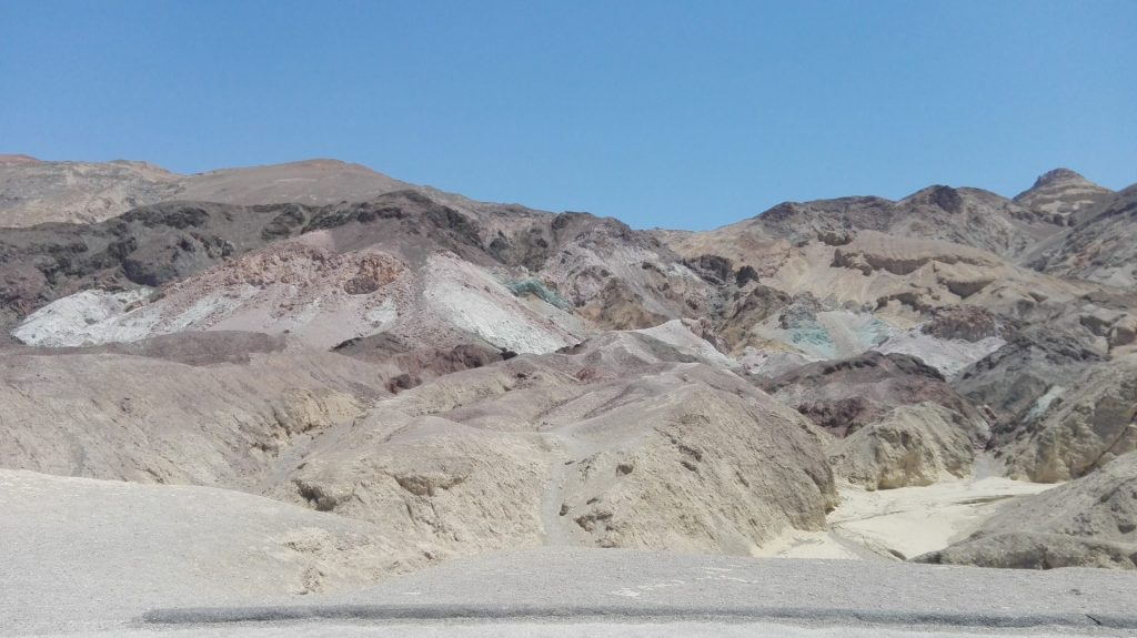 Artists-Palette-death-valley