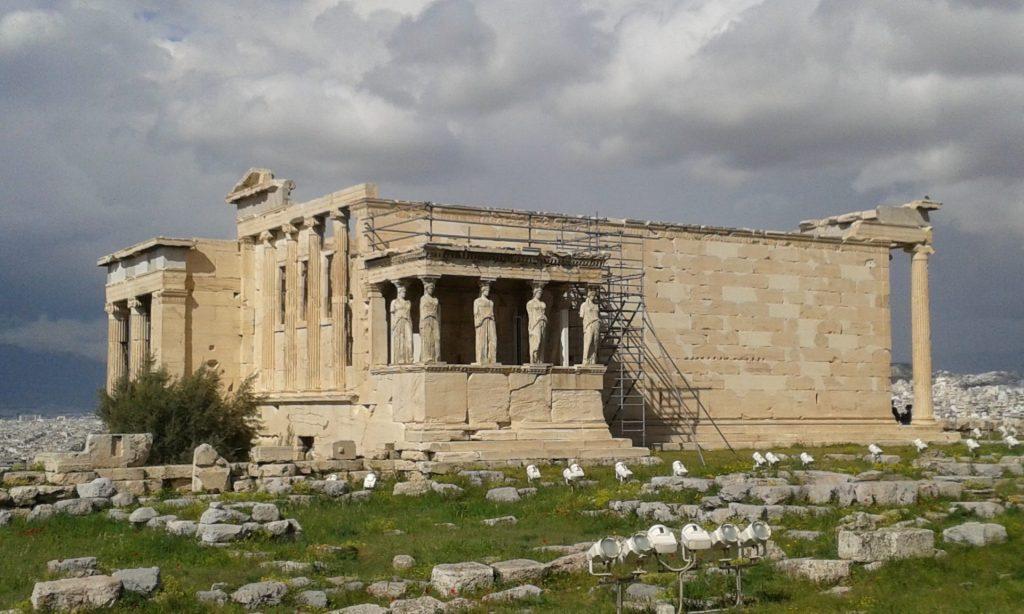 templo-Erecteion -atenas