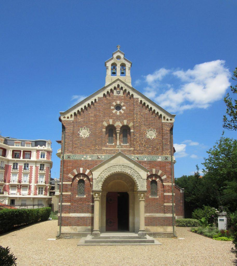 capilla-imperial-Biarritz