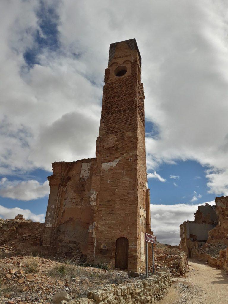 torre-reloj-belchite