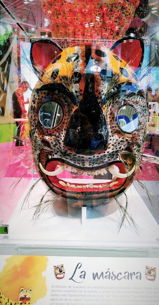 guerrero-mascara