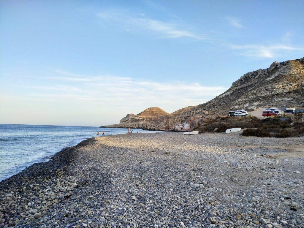 las-negras-playa
