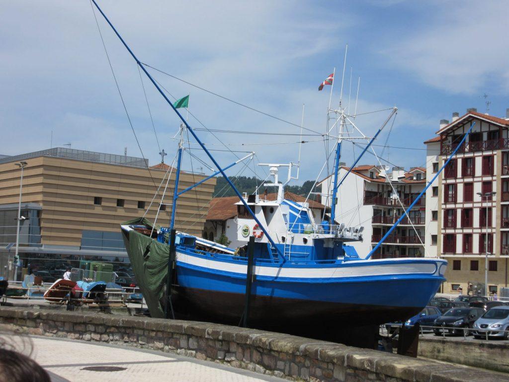 barrio de la marina fuenterrabia