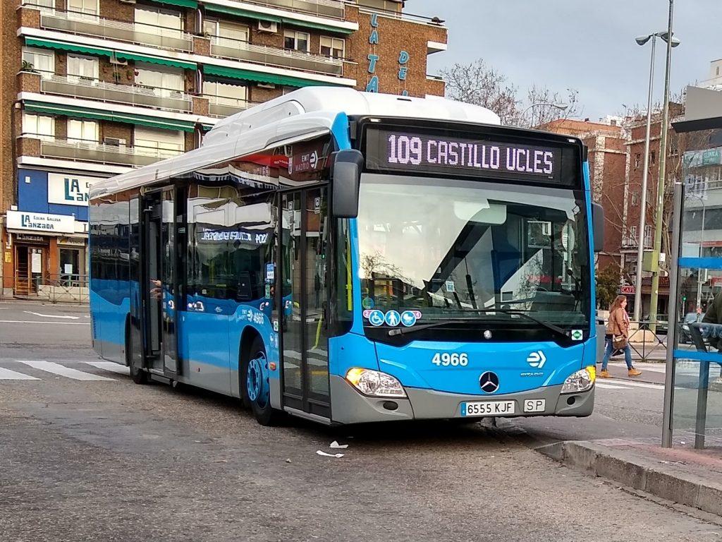 Bus_línea_109_EMT_Madrid moverse