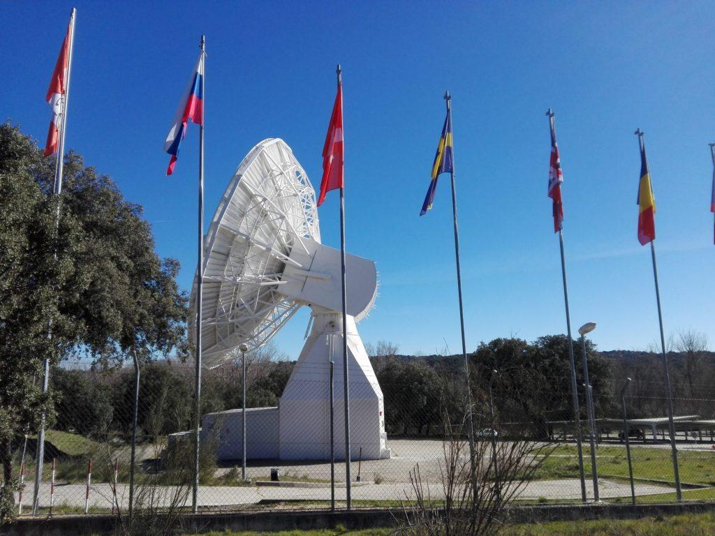 agencia europea espacial