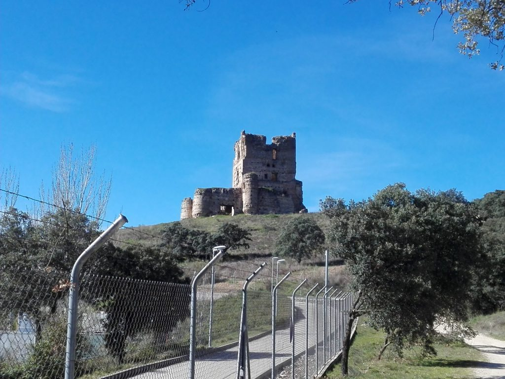castillo de aulencia villanueva de la cañada