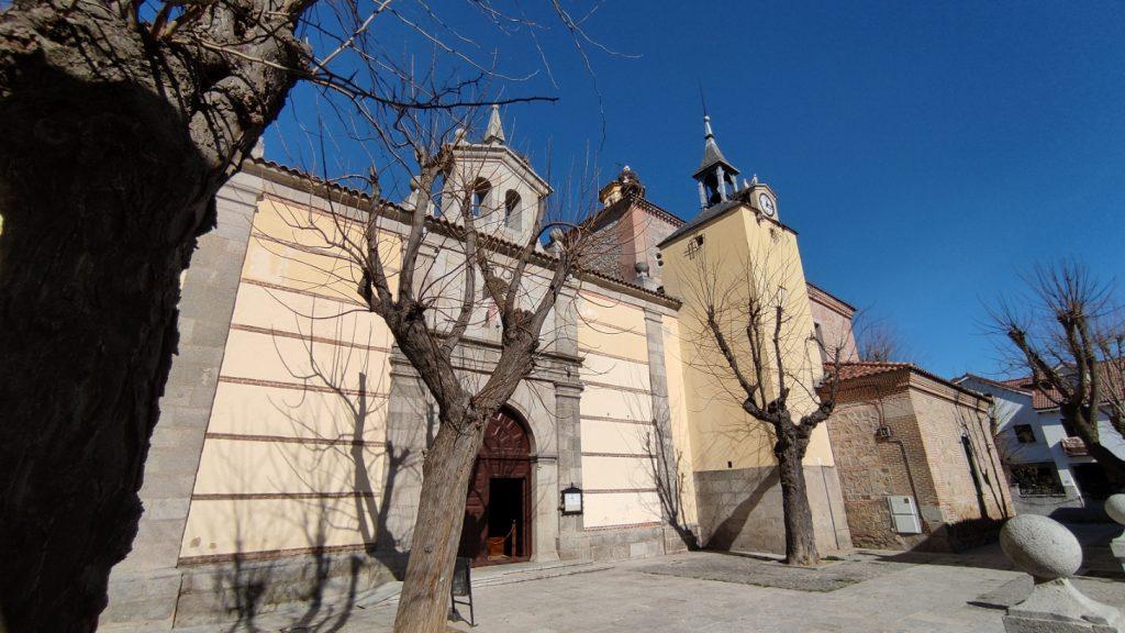 Iglesia de Nuestra Señora de la Asunción-brunete