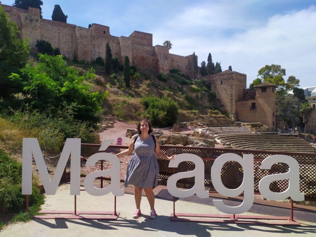 Viaje a nuestra felicidad - Málaga