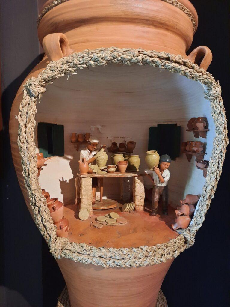 ceramica museo batalla bailen