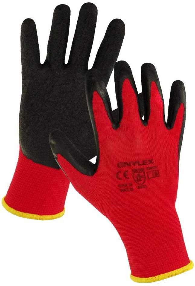 guantes trabajo neoprenos pogging