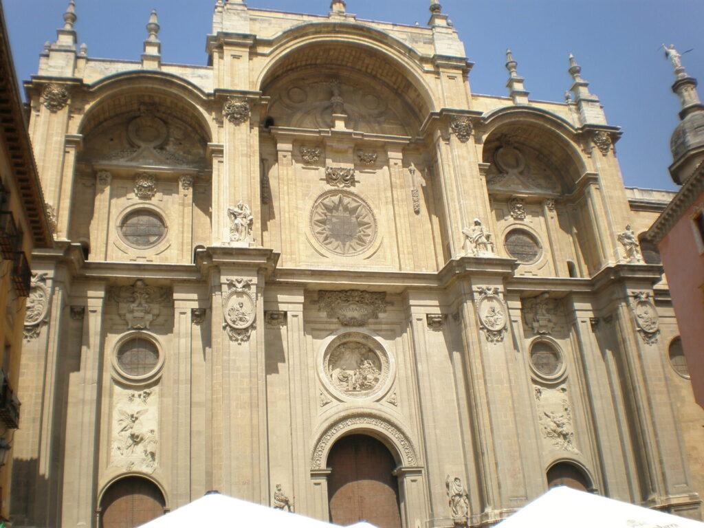 que ver en granada catedral